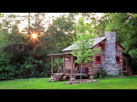 Awesome Tiny Cabins In The Woods Youtube