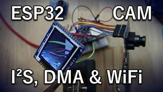 ESP32 I2S Camera (OV7670) | Тонны лучших видеороликов в сети