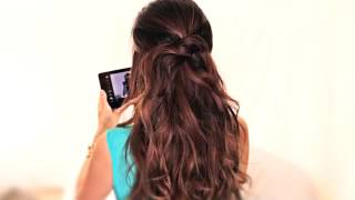 5 simple hairstyles in few minutes