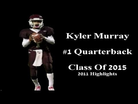 NSME:#1 QB Kyler Murray Son Of Former Texas A&M QB Kevin Murray