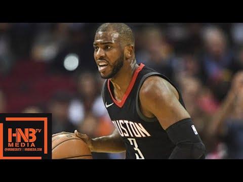Charlotte Hornets vs Houston Rockets Full Game Highlights / Week 9 / Dec 13