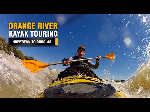 Orange River Kayak Touring | Hopetown to Douglas