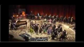 Homenaje a Cerati   La alfombra Mágica de Cerati  - Travesías Orquestales - Fragmento - Parte 1