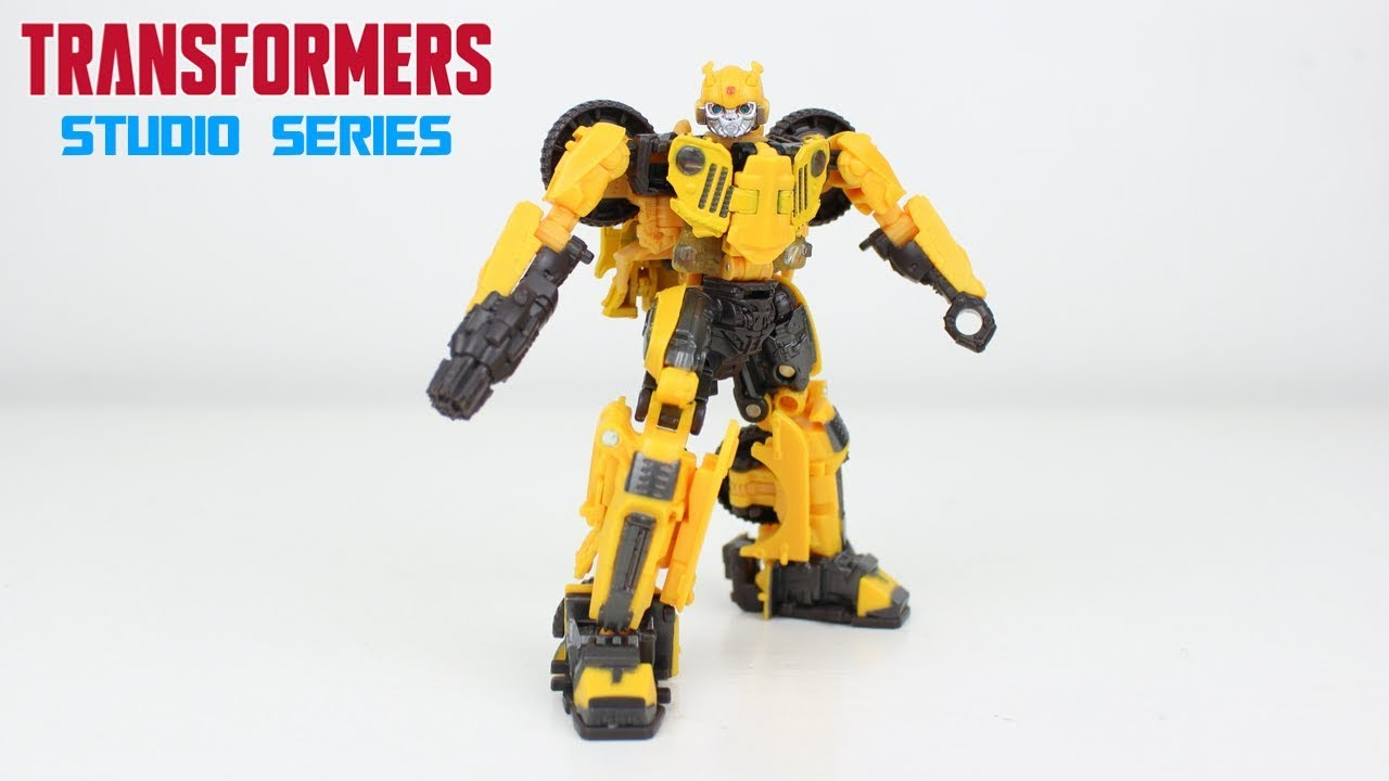 Transformers Studio Series Deluxe Class SS-57 Jeep Offroad Bumblebee