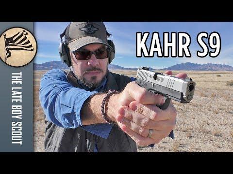 Kahr S9: Evolved. Refined. Improved?