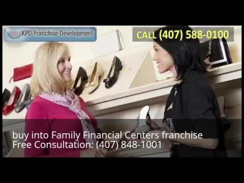 buy into Family Financial Centers franchise