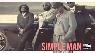 Wale - Simple Man (Instrumental)