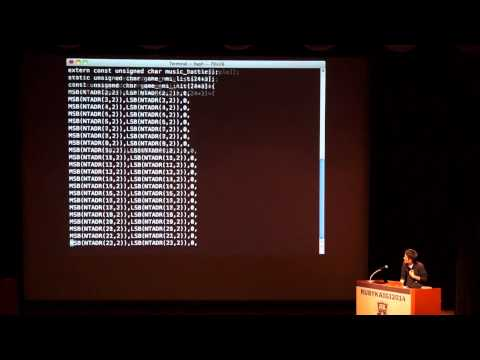 8bit Game Development With Ruby