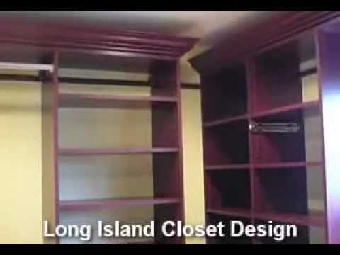 Beau Long Island Closet Design   YouTube