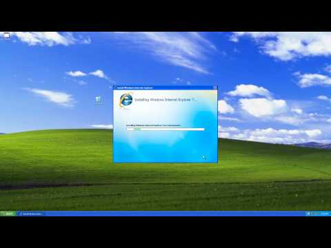 EDCOM - How To Install Internet Explorer 7 On Windows XP Professional Service Pack 2