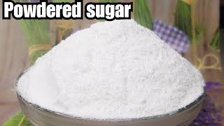 How To Make Icİng Sugar at Home