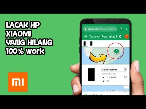 Cara Melacak HP Xiaomi yang Hilang 100% work!!.