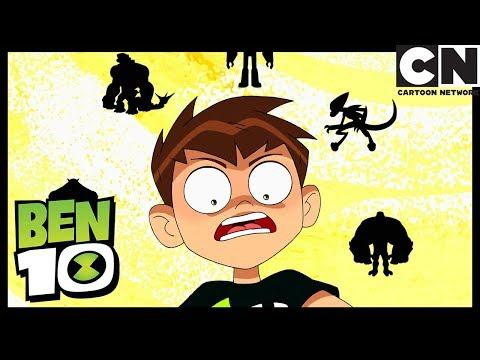 Los Nuevos Aliens de Ben - Temporada 3 | Omnicóptero | Ben 10 en Español Latino | Cartoon Network