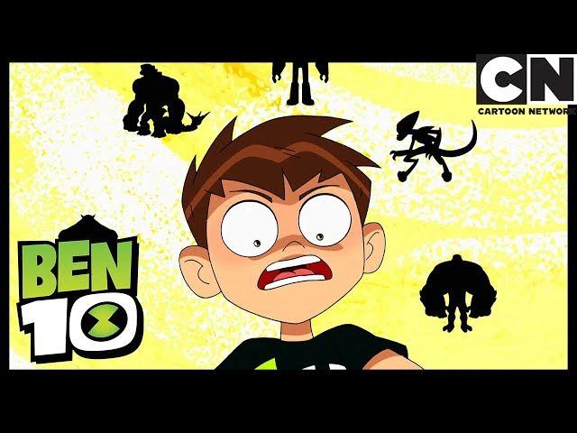 Los Nuevos Aliens de Ben - Temporada 3   Omnicóptero   Ben 10 en Español Latino   Cartoon Network