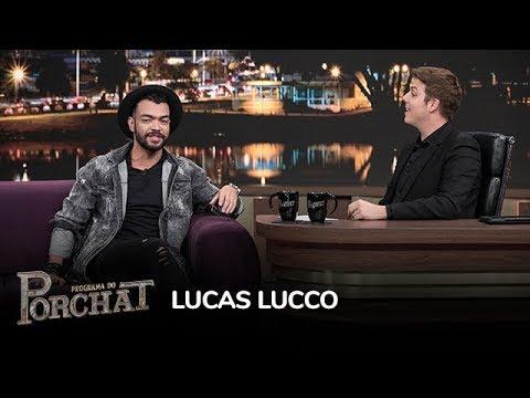 """Thiago Brava fala da amizade com Lucas Lucco: """"Já era bonito antes de ser lindo"""""""