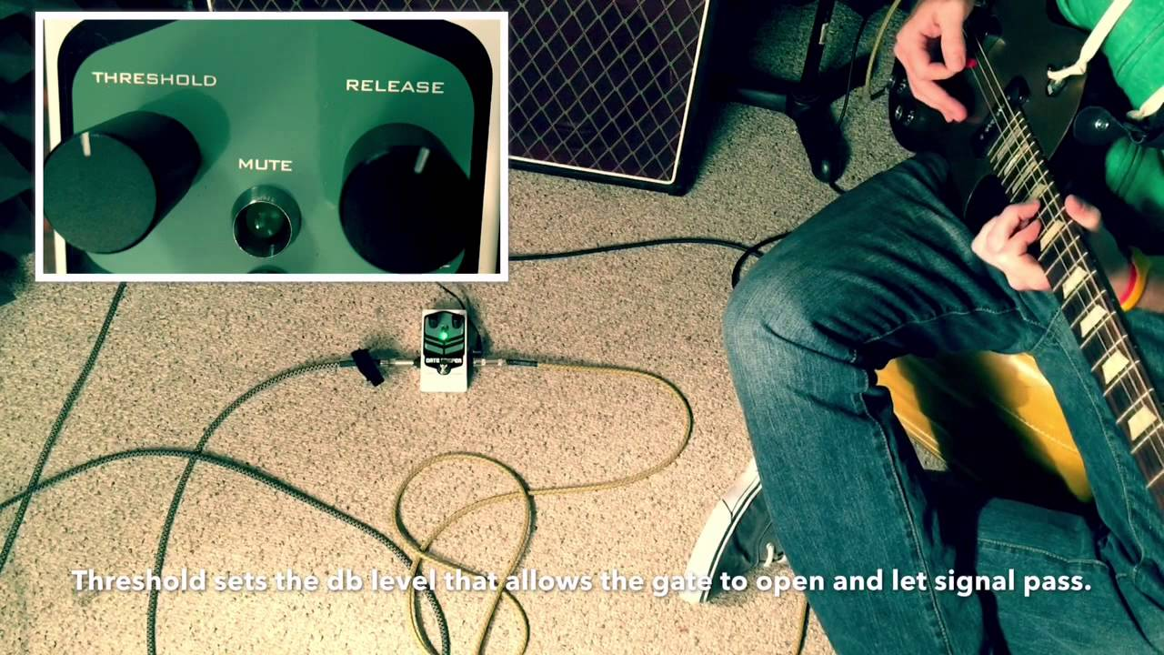 Guitar Effects Electro Harmonix Hum Debugger And Pigtronix Gate Electronic Keeper Clean Pedal Comparison