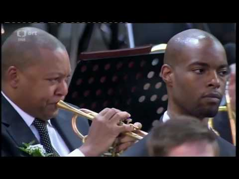 JAZZ AT LINCOLN CENTER ORCHESTRA WITH WYNT MARSALIS  PRAHA 2017