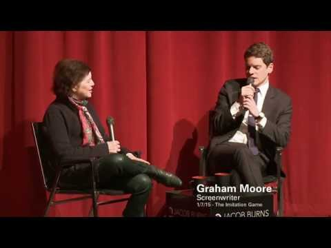 Graham Moore on Alan Turing