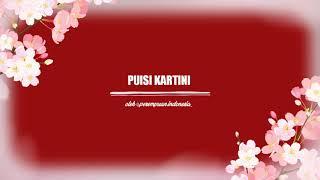 Puisi Kartini