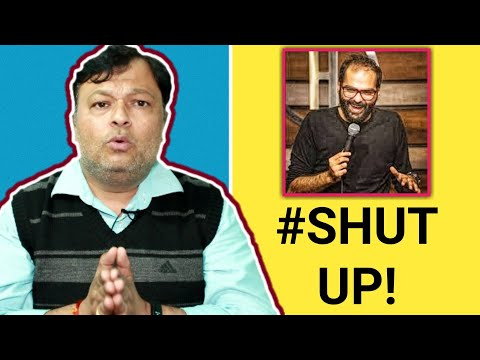 Kunal Kamra : This is not a JOKE | Sandeep BHARATWALAA