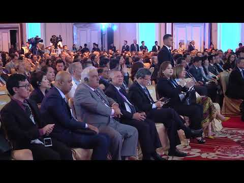 Prime Minister Dmitry Medvedev's Keynote Speech   Build, Build, Build Forum   ABIS 2017