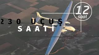 AKSUNGUR 59'uncu test uçuşunda 49 saat havada kaldı!