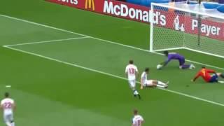 Gols:Espanha 1x0 Republica Theca 13/06/16(Euro Copa)