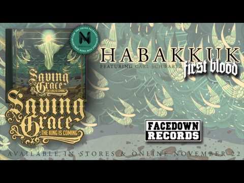 """SAVING GRACE """"Habakkuk"""" lyric video"""