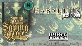 "SAVING GRACE ""Habakkuk"" lyric video"