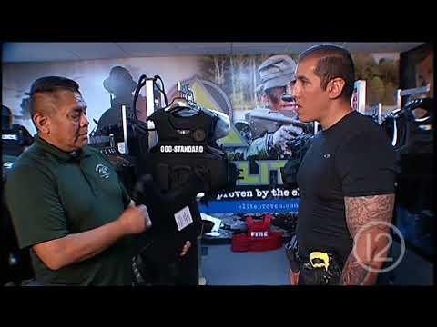 Tucson Police Receives New Bulletproof Vests