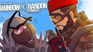 Rainbow Six Siege - Random Moments: #39 (You Can't Stop Maverick!)
