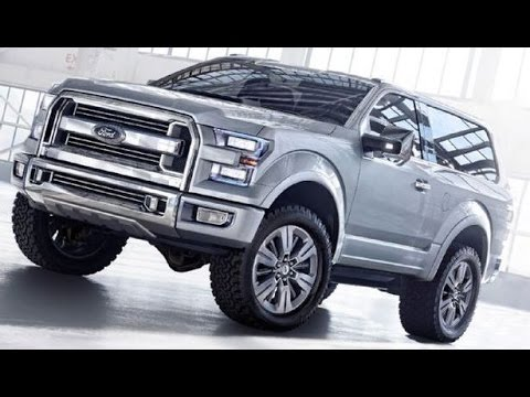 2017 Ford Bronco Design And Price