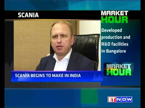 Swedish Auto Maker Scania Begins To Make In India