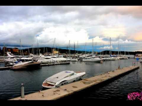 Norwegia 2016:  Day One, Oslo Waterfront