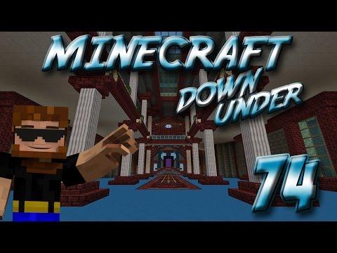 Minecraft Down Under Episode 74 - Fixing the Front Door