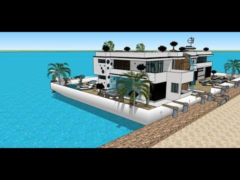 sims-4-haus-challenge-london-haus-of-trends-haus-club-haus-3d-unterwasser-haus-sims-mit-pool-river