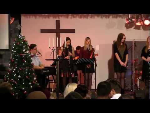 2012.12.28 Juleaftens Gudstjeneste fra Aalborg Citykirke
