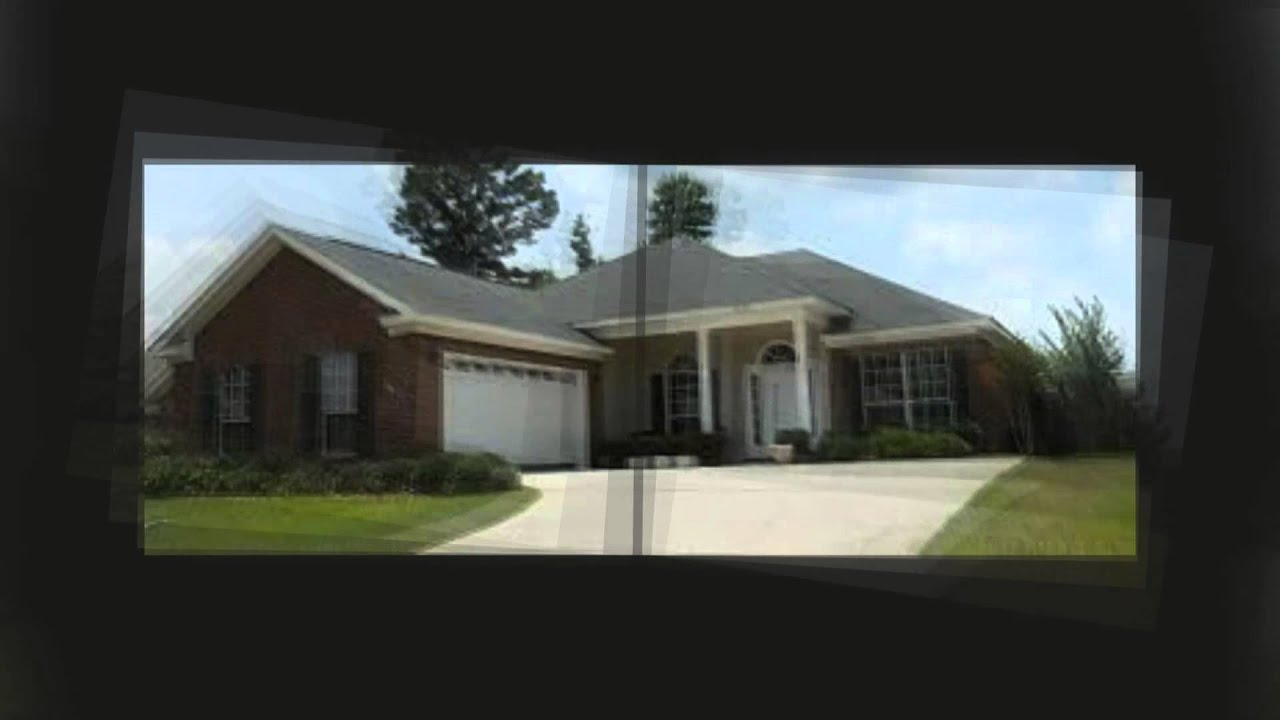 Homes for sale in mobile al youtube for Home builders in south alabama