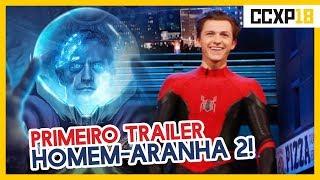 TRAILER DE HOMEM-ARANHA LONGE DE CASA!!! ft. Nerd Land