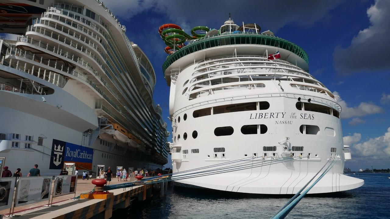 Royal Caribbean Liberty Of The Seas In Cozumel Winter Cruise YouTube - Liberty of seas