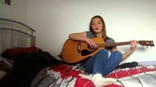 All I Want Cover- Grace Burt