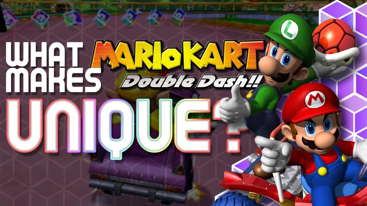 Video Explains The Unique Mechanics Of Mario Kart Double Dash
