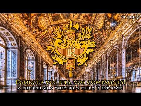 Himno nacional de Francia (FR/ES letra) - French Anthem (Spanish)