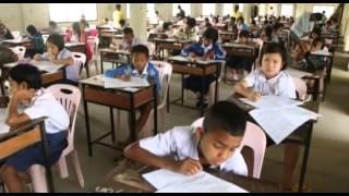 Grade 5 and 9 exams, Burma