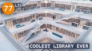 Life in Germany - Ep. 77: Coolest Library Ever? thumbnail
