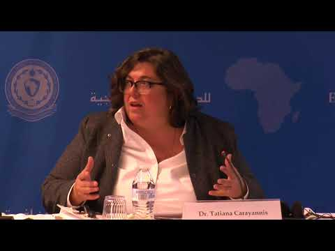 Civil War Resolution: South Sudan & Central African Republic – Tatiana Carayannis