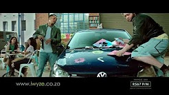 Car Insurance - Old Mutual iWYZE - Katlego TV Ad