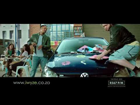 Car Insurance - Old Mutual iWYZE - Katlego TV Ad