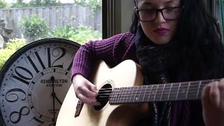 Silverchair - Tuna In The Brine ~ acoustic cover by Kelly Ann