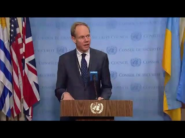 The Situation in Yemen & other matters - Security Council Media Stakeout